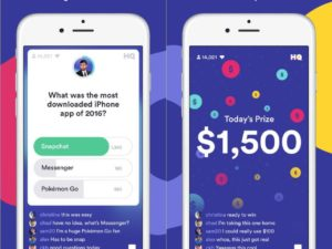 HQ Trivia in a nutshell, what are the monthly infrastructure costs?