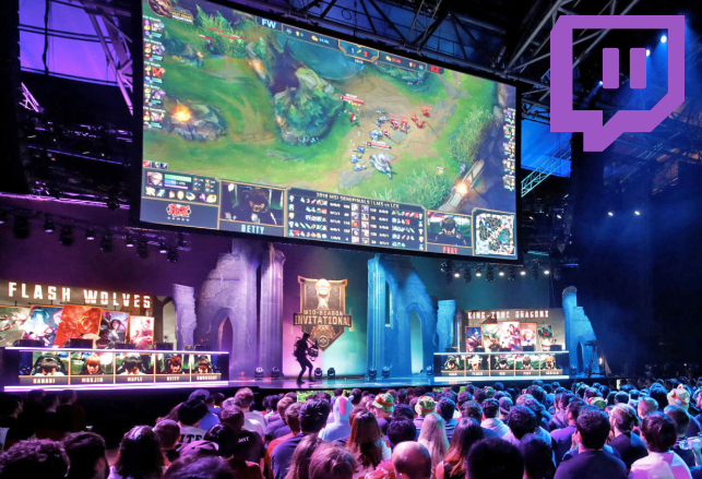 How much does it cost to maintain Twitch infrastructure? 1