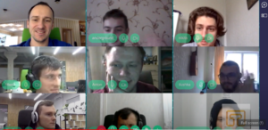 How many participants can we place in one WebRTC peer 2 peer room 6