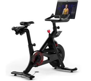 What are the server's costs for Peloton video streaming?